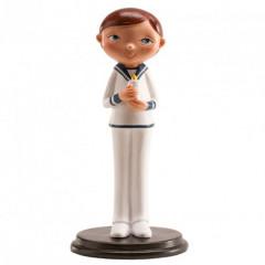 Figurine communion Charles