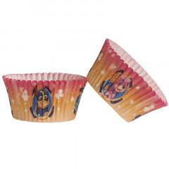 50 caissettes à cupcakes Pat' Patrouille