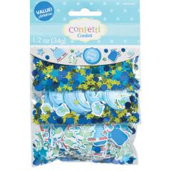 Confettis Baby Shower garçon 34 g 4