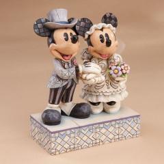 "Mickey et Minnie ""congratulations"""
