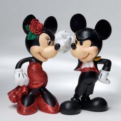 Figurine Mickey & Minnie - Paso doble