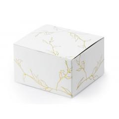 boite-dragées-or-et-blanche