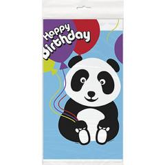 Nappe panda happy birthday