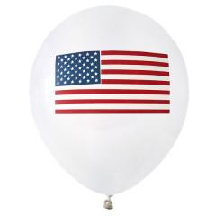 8 ballons Etats-Unis - 2