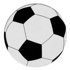 Sachet 50 confettis football - 2