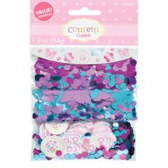 Confettis Baby Shower fille 35 g
