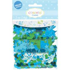 Confettis Baby Shower garçon - 35 g