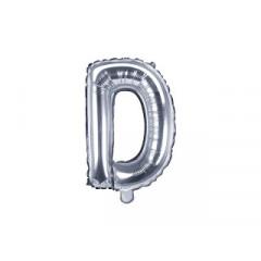 ballon-lettre-argent-d