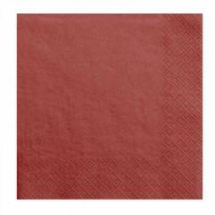 20-serviettes-papier-rouge