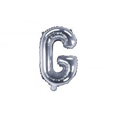 ballon-lettre-argent-g
