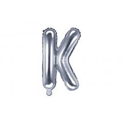 ballon-lettre-argent-k