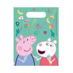 8 Sacs confiseries Peppa Pig