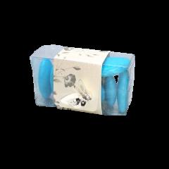 x56 contenant papillon Argent