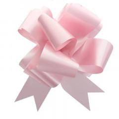 noeud-voiture-mariage-rose-cortege