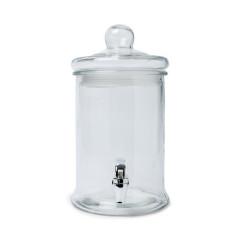 Limonadier en verre - 5 litres