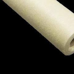Chemin de table ivoire intisse en rouleau 10m x 29cm