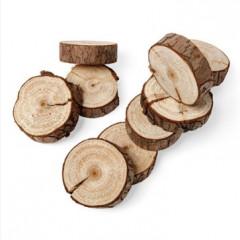 10 rondins de bois