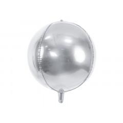 Ballon Mylar Argent