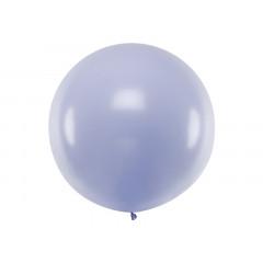 Ballon géant de Baudruche 1 mètre Lilas Pastel