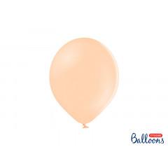 10 Ballon de baudruche Pêche Pastel
