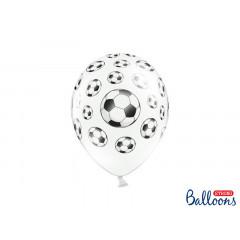 Ballon de Baudruche Foot x 6