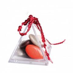 Pyramide transparente pour ceremonie  - 2