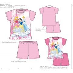 Pyjama Princesses Disney - fuchsia