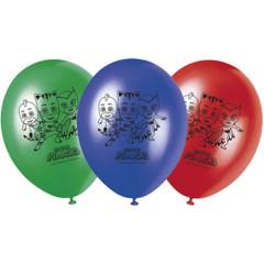 8 ballons pyjamasque