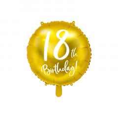 Ballon 18 ans or