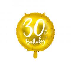 Ballon 30 ans or