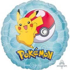 Ballon anniversaire Pokemon 40 cm