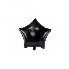 Ballon étoile noir