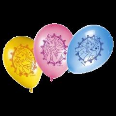 Ballons Princesse Glamour - x8