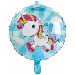 Ballon hélium licorne pas cher