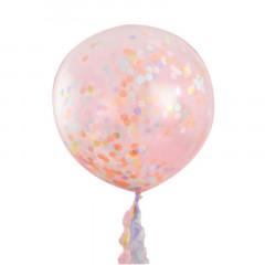 Ballons géant confettis