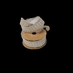 Dentelle beige