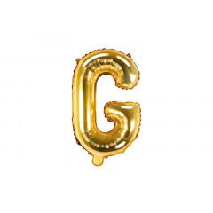ballon lettre G or