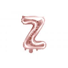 ballon-lettre-z-rose-gold