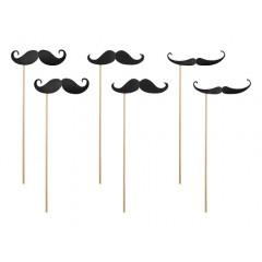 Accessoire photobooth moustache