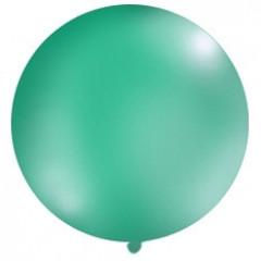 Ballon vert foret 1 m