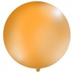 Ballon orange 1 m