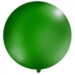 Ballon vert foncé 1 m