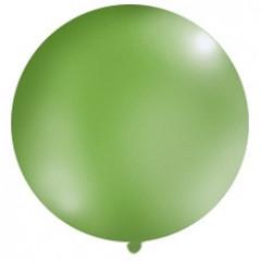 Ballon vert 1 m