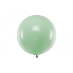 Ballon géant pistache