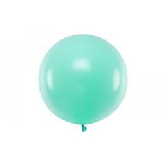 ballon géant menthe