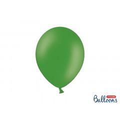 50 ballons 27 cm - vert foncé pastel