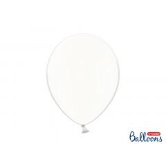 100 ballons 30 cm – cristal blanc