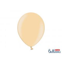 50 ballons 27 cm – orange pastel