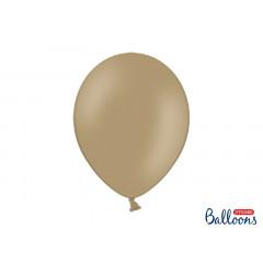 50 ballons 27 cm – cappuccino pastel