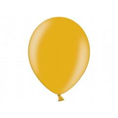 100 ballons 12 cm - or métallisé